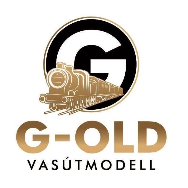 G-OLD Vasútmodell